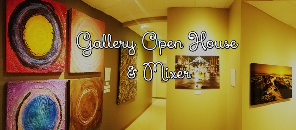 Gallery Open House & Mixer